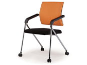 Cloth multifunctional chairFC-661VL-BM