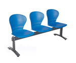 Plastic Row ChairLPC-009I