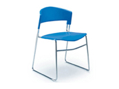 Plastic multifunctional chairPC-201-BE