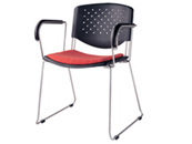 Plastic multifunctional chairPC-207B-AF