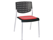 Plastic multifunctional chairPC-209A-F