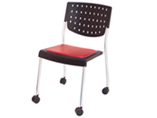 Plastic multifunctional chairPC-209AM-F