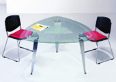 Glass Meeting DeskGM-05
