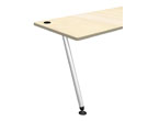 Aluminum table footDL-01