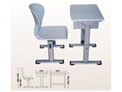Single Desk and ChairSD-101