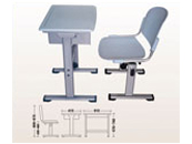 Single Desk and ChairSD-102