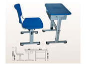 Single Desk and ChairSD-103
