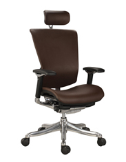 Leather Executive ChairNF-AB-HAL