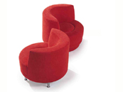 Fabric Lounge SofaBSO-052