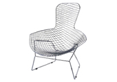 High back diamond chairDiamand-H
