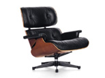 Leather lounge chairEames Loungechair