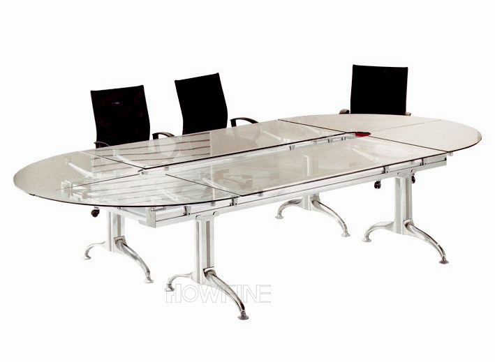 Merveilleux Glass Conference Table[MEGA CG02] Glass Conference Table Conference Table HOWFINE  OFFICE FURNITURE HIGH QUALITY OFFICE FURNITURE MANUFACTURE
