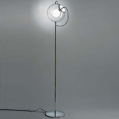 Miconos清光圆球落地灯Miconos Floor Lamp