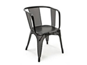 Tolix A56 Perforated ArmchairA56 Perforated Armchair