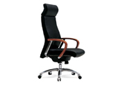 Leather executive chairD-770A